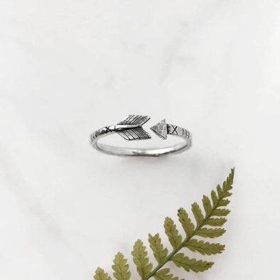 Arrow Ring - Sterling Silver