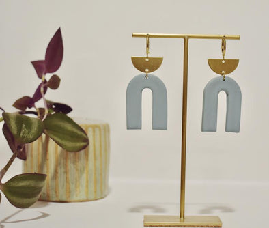 Wren Arch Earrings