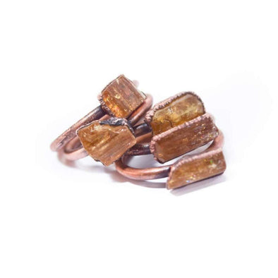 Imperial Topaz Ring*