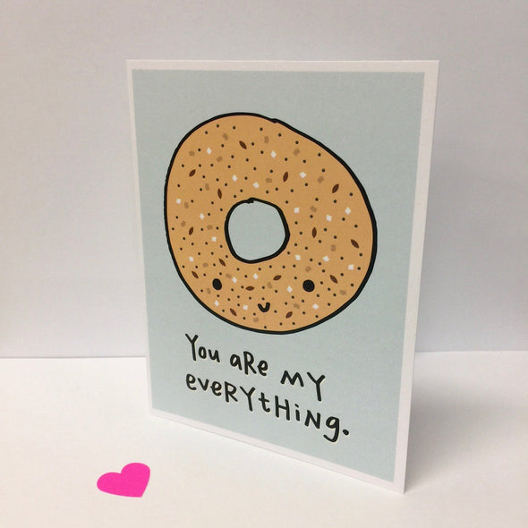 You Are My Everything Greeting Card