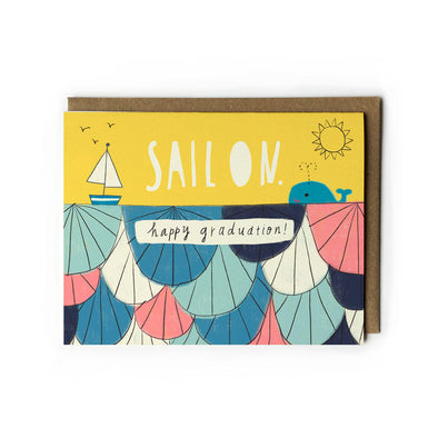 Nautical Graduation Card