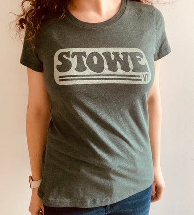 Stowe Women's T-Shirt