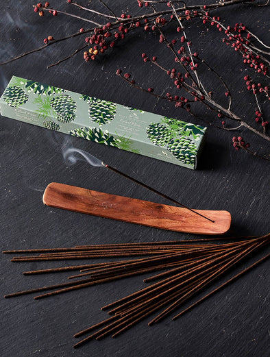 Roland Pine Incense Gift Set