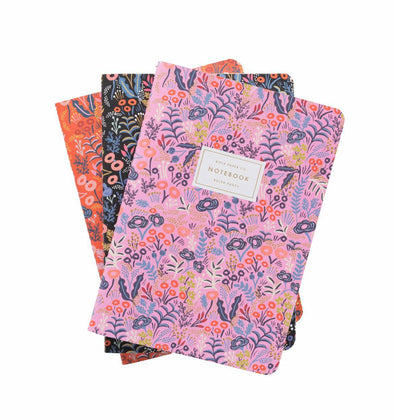 Tapestry Set of 3 Notebooks