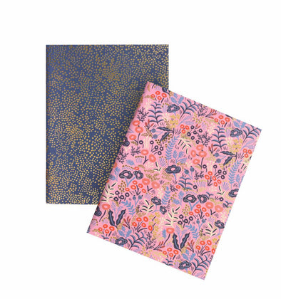 Tapestry Pair of Pocket Notebooks