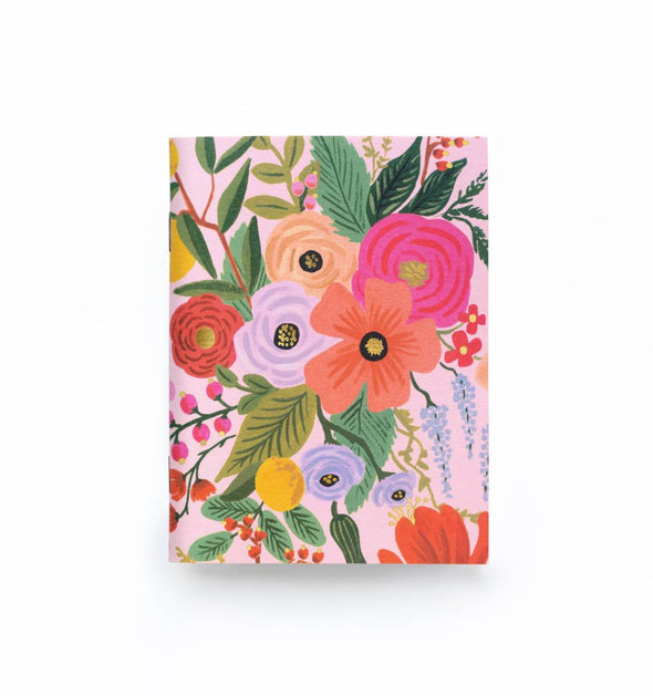 Garden Party Pair of Pocket Notebooks