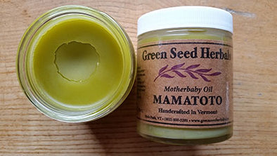 Mamatoto Rub Motherbaby Oil