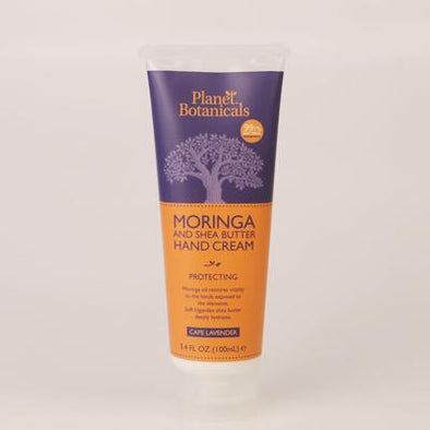 Moringa Shea Butter Hand Cream with Lavender