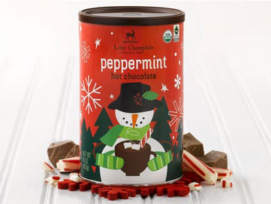 Holiday Peppermint Hot Chocolate