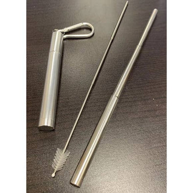 Stainless Steel Telescoping Straw