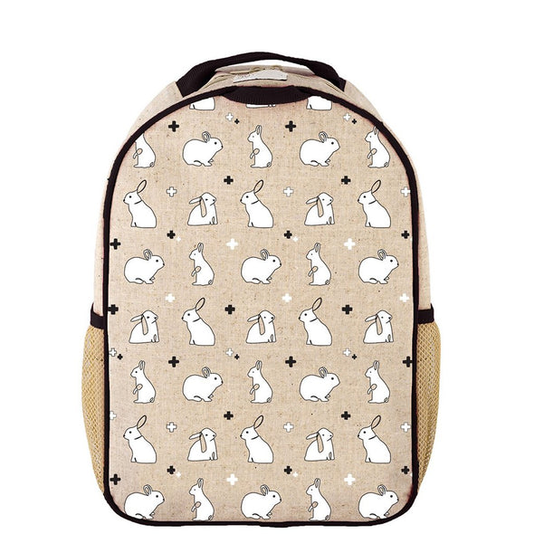 Bunny Tile Toddler Backpack