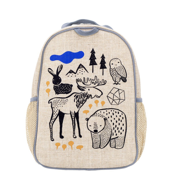 Wee Gallery Nordic Toddler Backpack