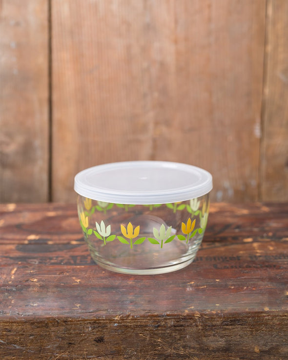 Floral Storage Bowl: Tulip