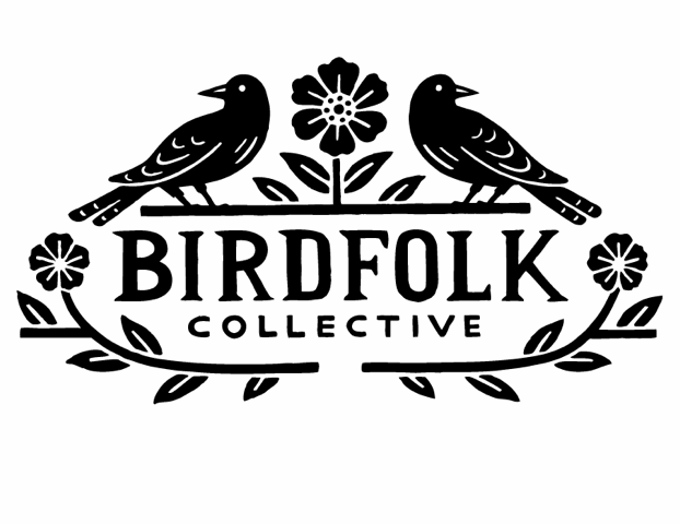 birdfolk collective logo