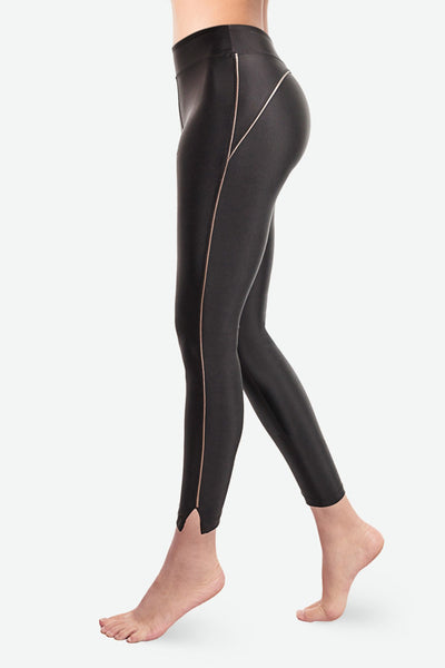 OBSIDIAN ATHLETIC LEGGINGS