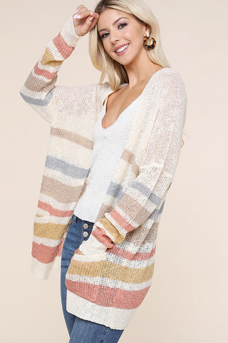 JUST BEACHY SWEATER