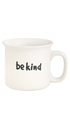BE KIND ENGRAVED MUG