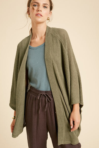 OPEN AIR CARDIGAN