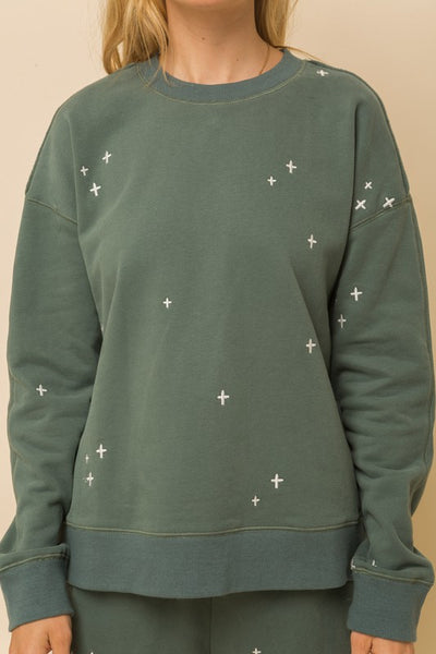 NORTHERN SKIES PULLOVER
