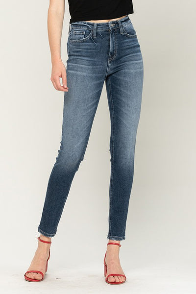 SPENCER HIGH RISE SKINNIES