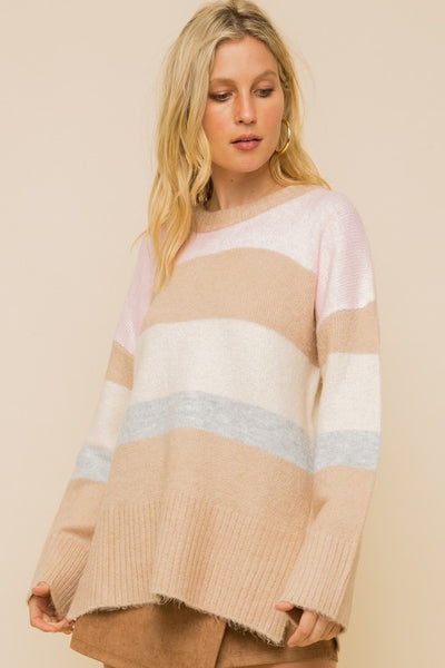 DAWN TO DUSK SWEATER