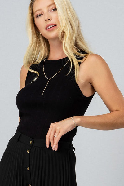 ALISSA SLEEVELESS TOP