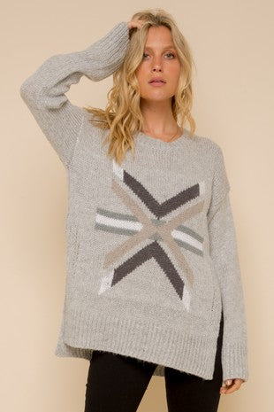 AFTON SWEATER