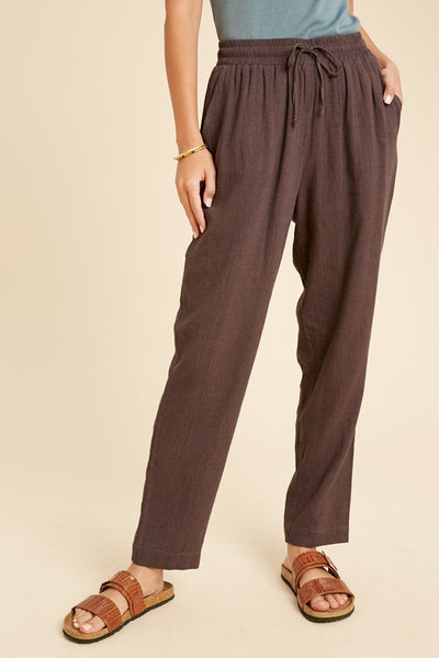 TOWNSEND WOVEN PANTS