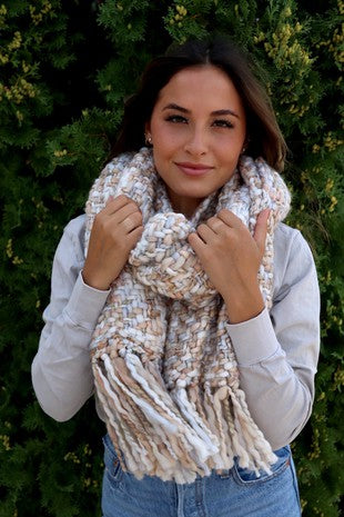 SNOWMASS VILLAGE SCARF