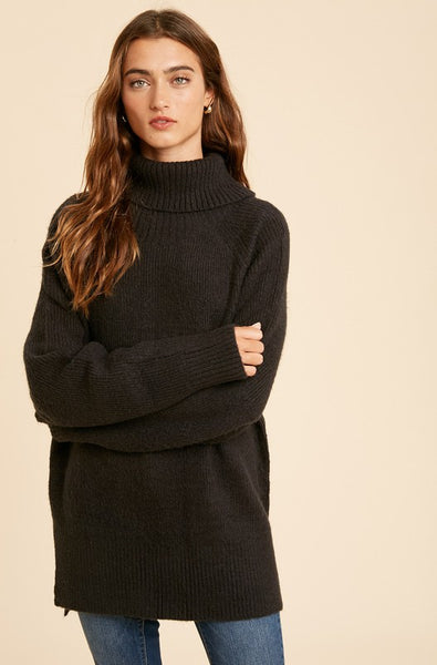 MERRILL TURTLENECK SWEATER