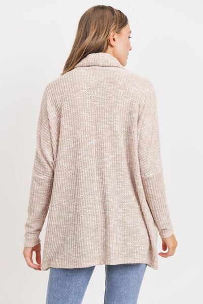 HAZELTON THERMAL KNIT TOP