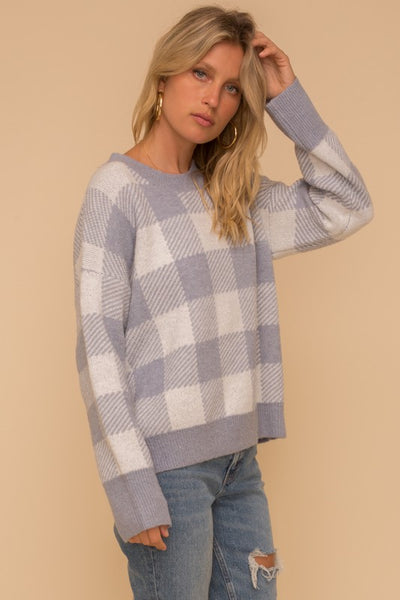 COUNTRYSIDE PULLOVER SWEATER