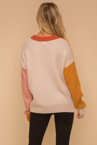 RISING SUN SWEATER