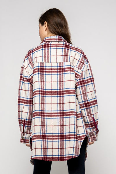 NORTH LODGE BUTTON-UP