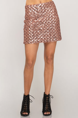DISCO QUEEN SKIRT