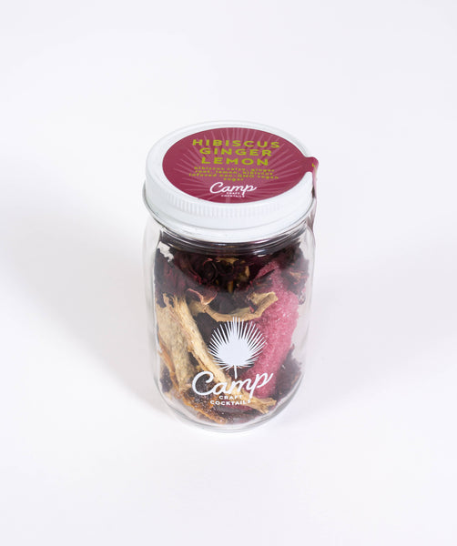 COCKTAIL INFUSION KIT - HIBISCUS GINGER LEMON