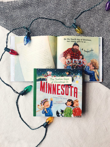 THE TWELVE DAYS OF CHRISTMAS IN MN