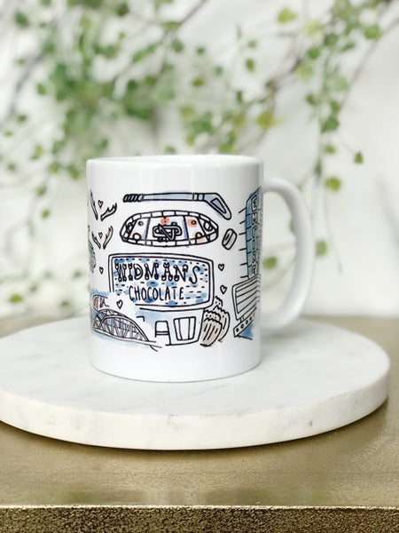 GRAND FORKS ATTRACTIONS MUG