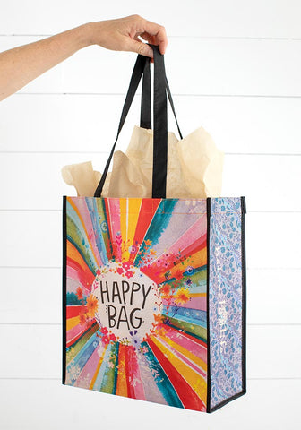 LARGE RECYCLED TOTE BAG