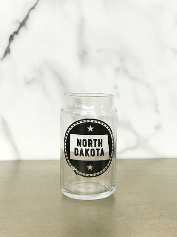 ND SEAL CAN GLASS - 5 OZ.