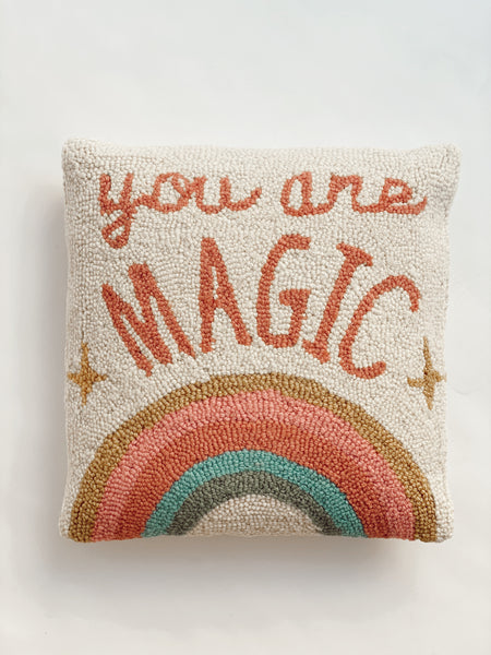 YOU ARE MAGIC HOOK PILLOW
