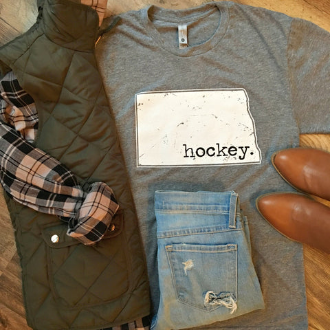 HOCKEY TEE - ND