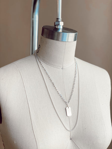 MACY LAYERED NECKLACE