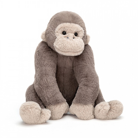 GREGORY GORILLA PLUSH 7""