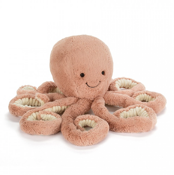 ODELL OCTOPUS PLUSH 9""