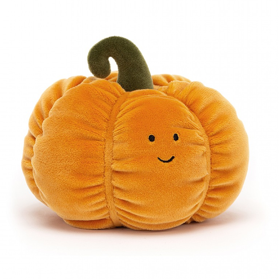 PUMPKIN PLUSH 6""