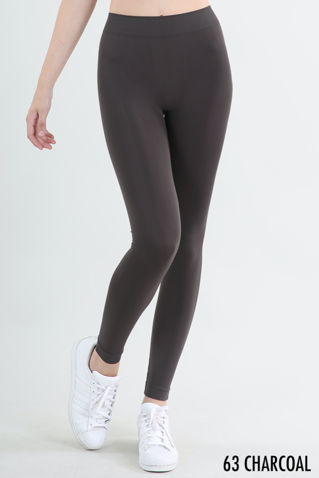 ANKLE LENGTH LEGGINGS · PLUS SIZE