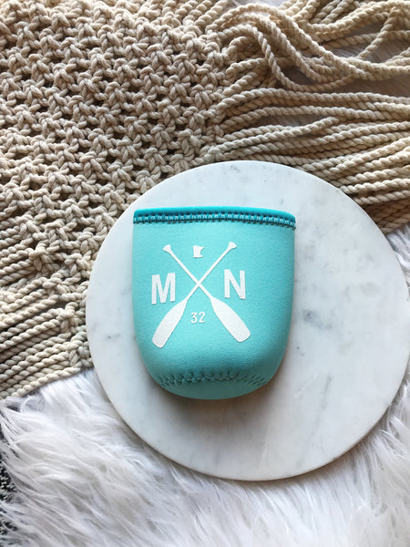 MN PADDLE FITTED KOOZIE