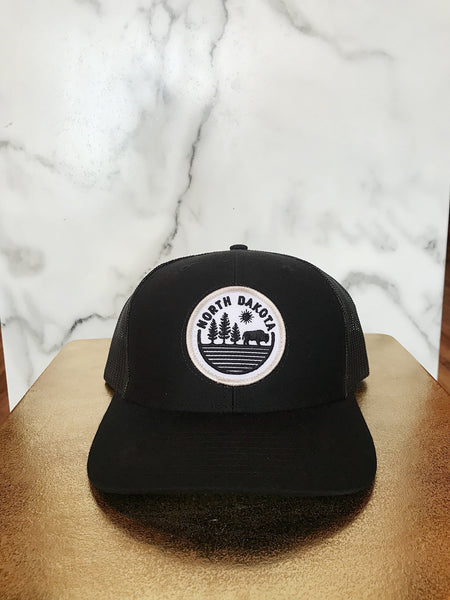 ND BUFFALO CIRCLE MESH HAT