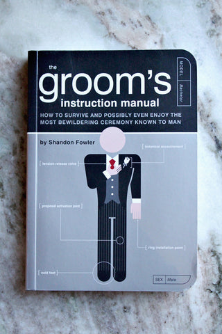 GROOM'S INSTRUCTION MANUAL